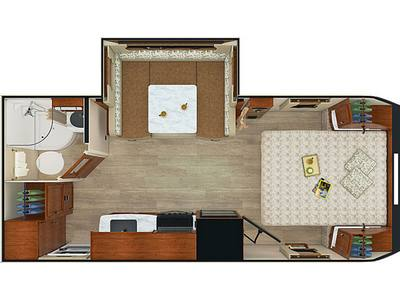 Lance 1995 floorplan