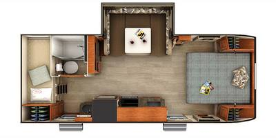 Lance 2185 floorplan