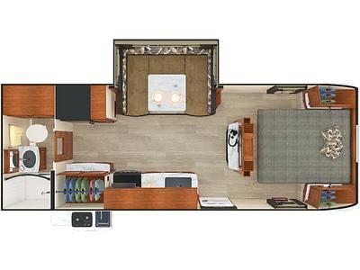 Lance 2295 floorplan