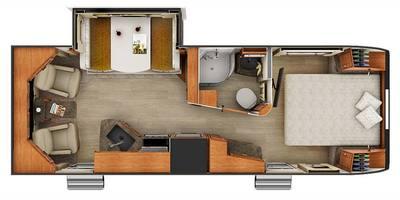 Lance 2375 floorplan