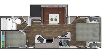 Lance 2445 floorplan
