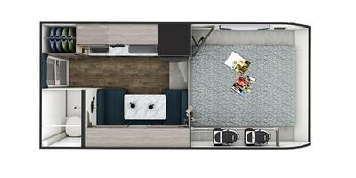 Lance 825 floorplan